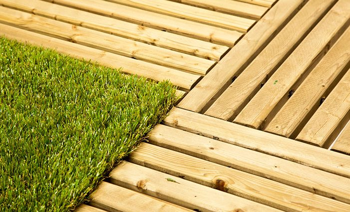 The Benefits Of Prefabricated Deck Tiles