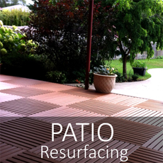 Interlocking Outdoor Tile Toronto