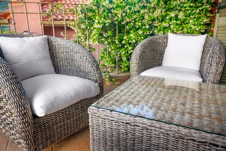 Sustainable balcony furniture will define the aesthetic of your outdoor space.