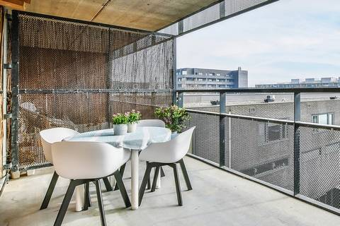 Privacy screens are reasonably priced and can be included in your condo or apartment balcony.